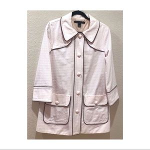 • marc by marc jacobs • button up coat